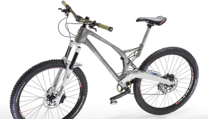 Stampa3D, mountain bike