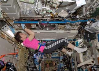 Pericolo ISS - Cristoforetti