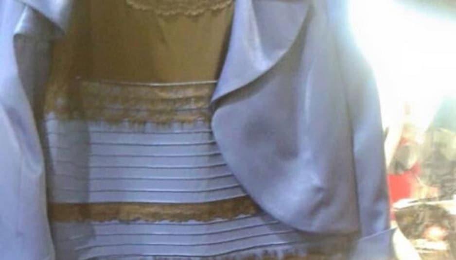 #TheDress, di che colore è il vestito?