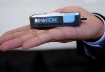 MinION, sequenziatore portatile di DNA