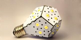 Lampadina Grafene Nanolight