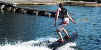 Wakeboard elettrico