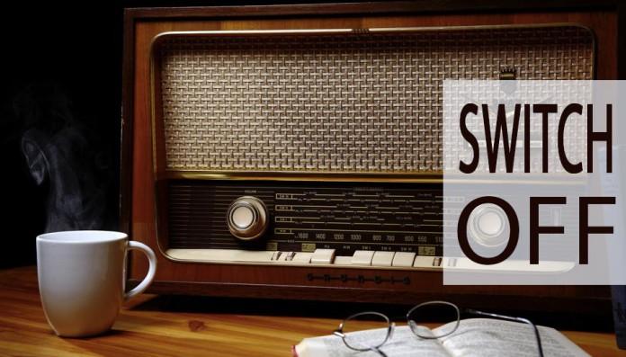 Switch off radio FM