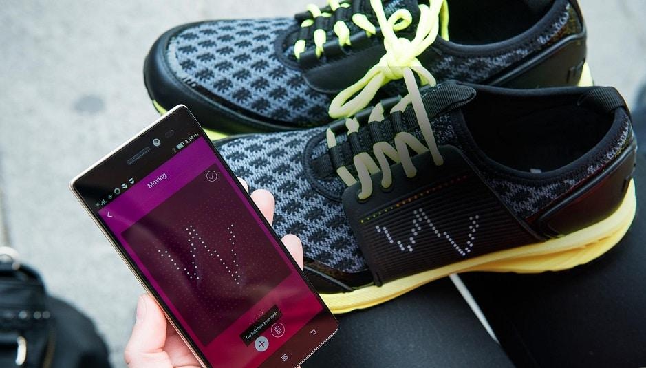 Vibram Smart Shoe