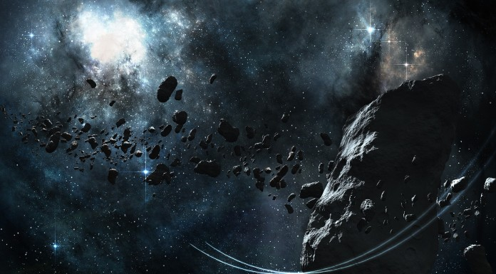Asteroid Wallpaper