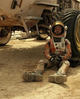 The Martian Movie - Sopravvissuto