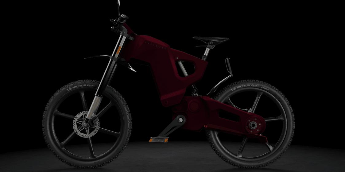 Trefecta Drt La E Bike Militare Sciencecue