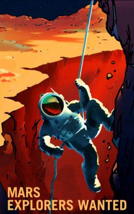 Cerchiamo esploratori di Marte