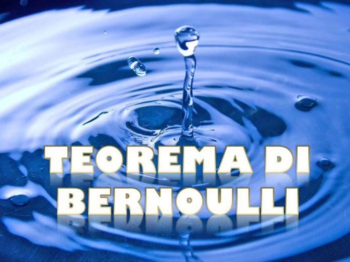 Teorema Di Bernoulli