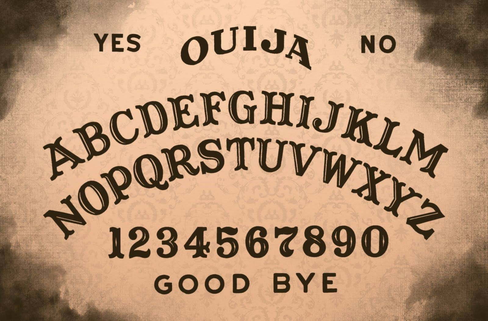 Tavola ouija tutto vero o solo suggestione close up engineering - Tavola ouija storie vere ...