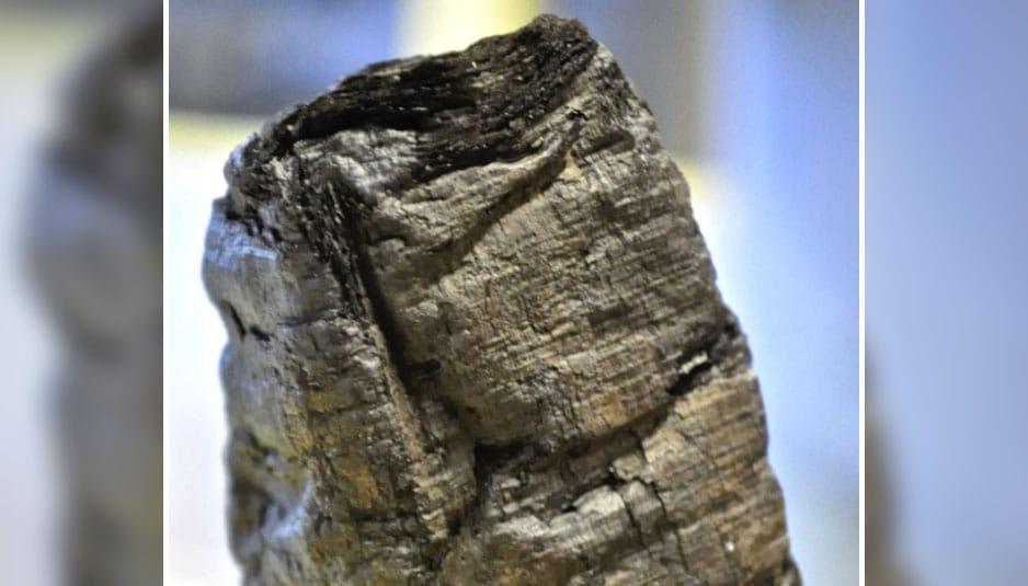 Papiri di Ercolano letti con tomografia assiale computerizzata
