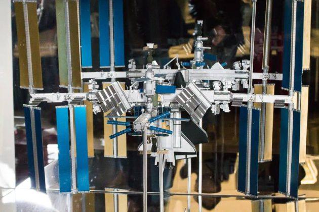 Modello della ISS