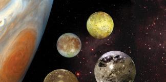 Satelliti di Giove