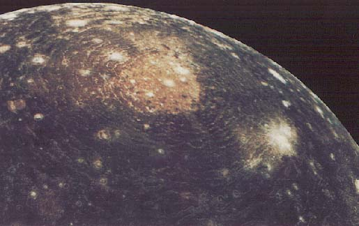 Satellite Callisto