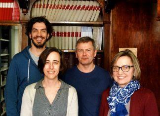 Il gruppo di ricerca UNIBO