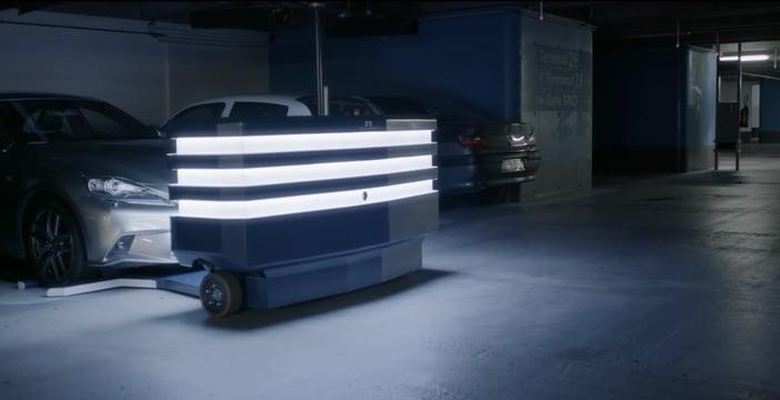 Robot Parcheggiatore (5)