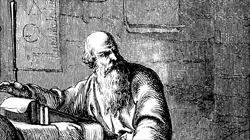 Archimede, Eureka