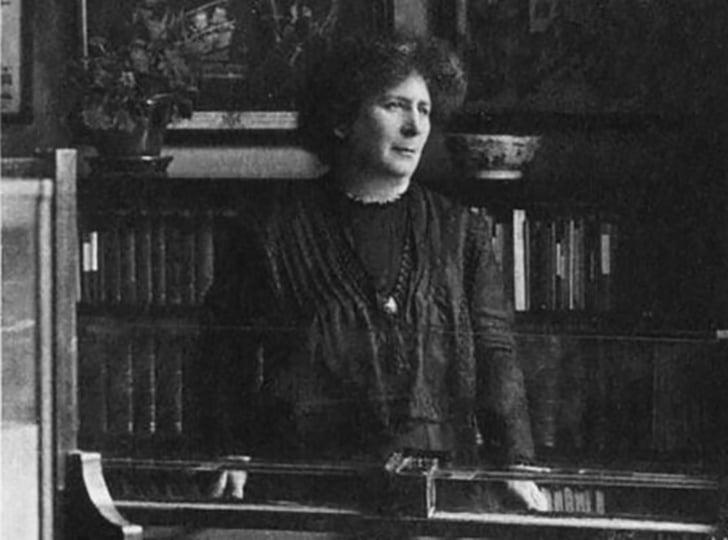 Hertha Ayrton, inventrice