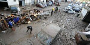 Il riscaldamento globale altera il regime stagionale delle alluvioni in Europa