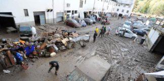 Alluvione Aulla Lunigiano