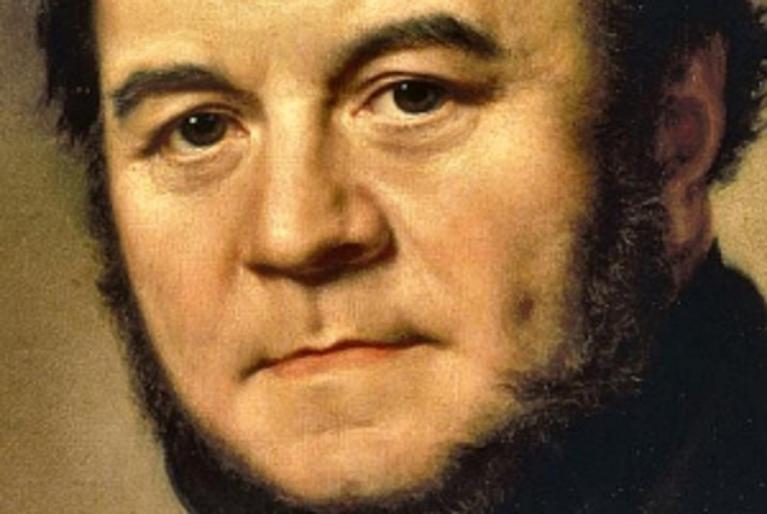 Ritratto di Stendhal
