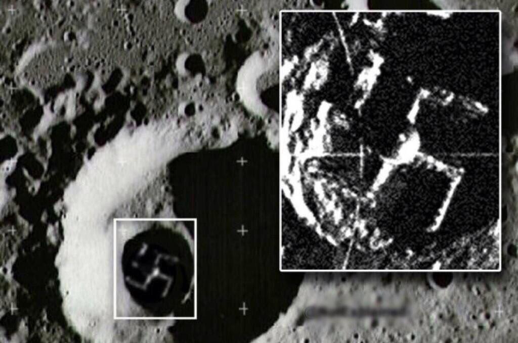 Basi naziste sulla Luna
