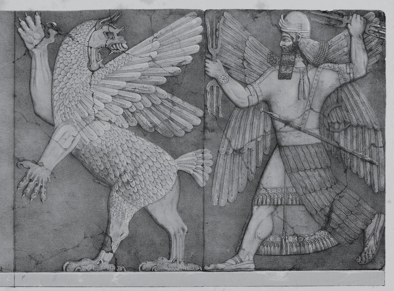 Antiche divinità sumeriche