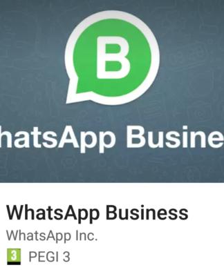WhatsApp Business - Copertina