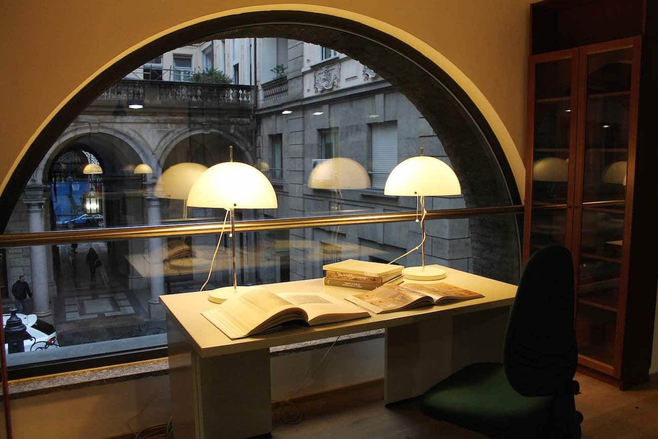 Biblioteca Silvio Curto