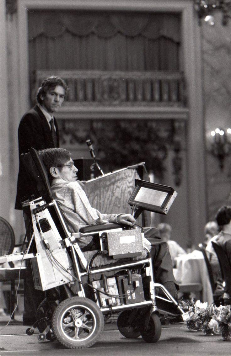 Stephen Hawking e Roger Penrose