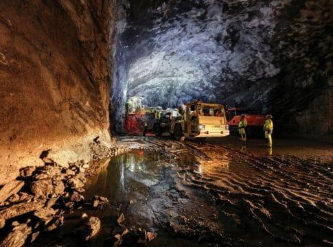 Tunnel di Onkalo