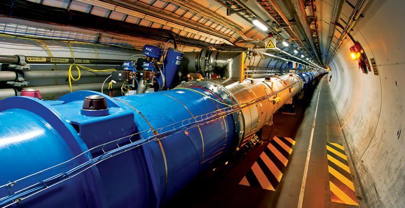 Per la prima volta, gli scienziati hanno accelerato gli elettroni grazie al plasma