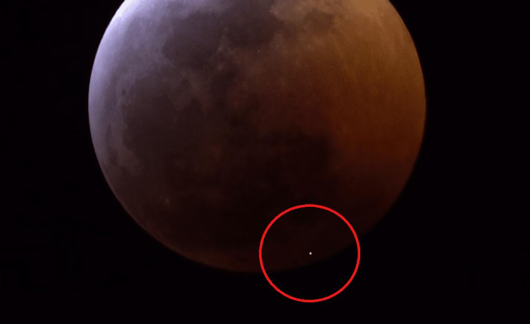 Eclissi meteorite