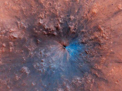 cratere Marte