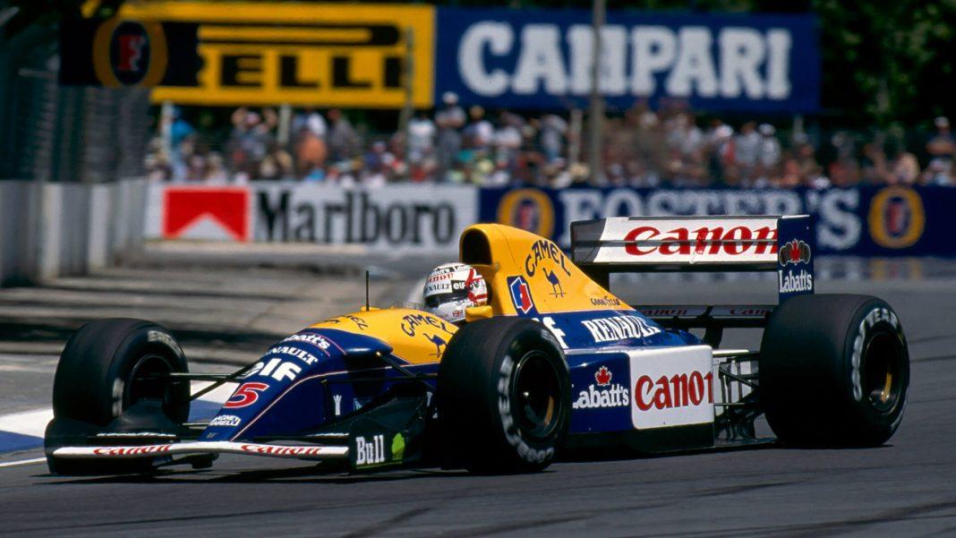 Quali sono gli svantaggi delle sospensioni passive? Williams F1 equipaggiata con sospensioni attive