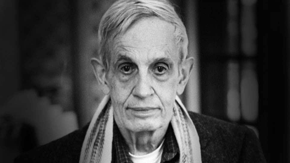 John Nash, protagonista del film A Beautiful Mind