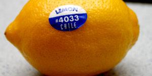 La bufala del codice PLU su frutta e ortaggi