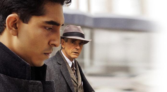 Ramanujan e Hardy nel film L'uomo che vide l'infinito
