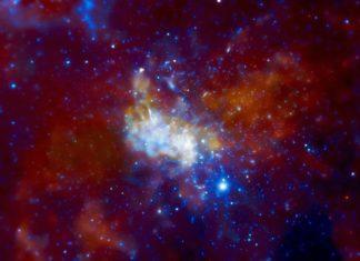 Via lattea buco nero sagittarius a*