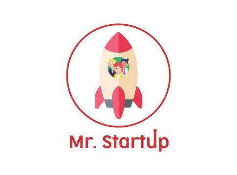 Logo Mr. Startup