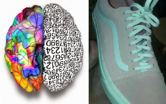 scarpe vans azzurre