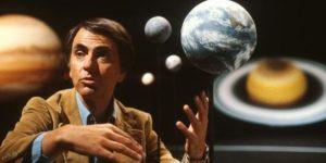 Tutto il fascino di Carl Sagan in un filmato vintage
