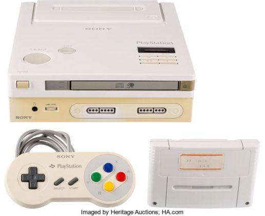 Nintendo PlayStation Asta 1