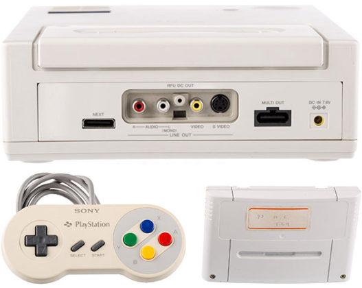 Nintendo PlayStation Asta