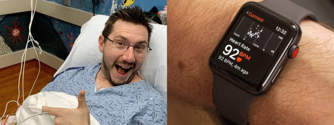 Apple Watch Non Salva Vita Stress