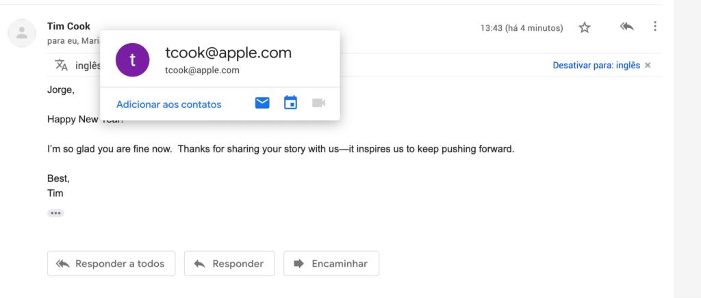 Apple Watch Salva Vita Jorge Arresto