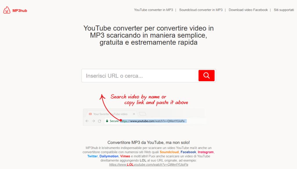 Migliori Convertitori YouTube MP3 (1)