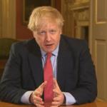 Boris Johnson positivo