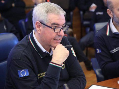 Angelo Borrelli Conferenze Stampa