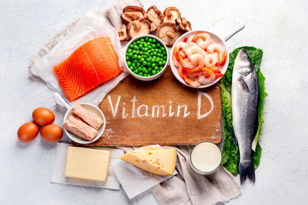 Alimenti contenenti Vitamina D